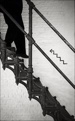 Stairs at MiMA (Johannes Wachter) Tags: molenbeek belgien treppe mima brüssel museum brussel brussels bruxelles stairs