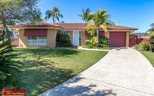 6 Keon Place, Quakers Hill NSW 2763