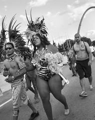 D7K_8587_ep_gs (Eric.Parker) Tags: caribana 2015 august toronto costume bikini cleavage west indian trinidad jamaica parade breast scotiabank caribbean festival mas masquerade band headdress reggae carnival dance african american steelpan august2015 westindian scotiabankcaribbeanfestival scotiabanktorontocaribbeanfestival masband africanamerican bw