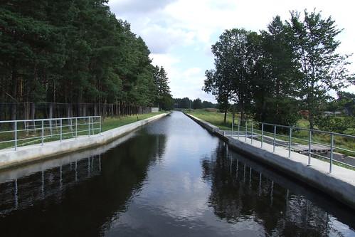 Jägala hüdroelektrijaama kanal, 11.08.2010.