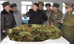 Kim Jong Un - Giant Nug (dylan.unknown5150) Tags: kim jong un north korea photoshop wtf weed bug nug cannabis marijuana
