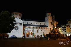 Trento - Italy! (Biagio ( Ricordi )) Tags: trento citt italy notturno cattedrale duomo chiesa
