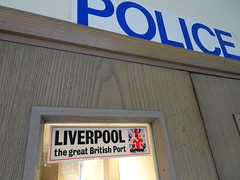 Putting the Great back into Port (stevenbrandist) Tags: portofliverpool police liverpool