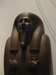 Visier Sisobk (Aidan McRae Thomson) Tags: egyptian ancient britishmuseum london sculpture statue