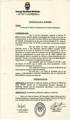 614-2007 (digitalizacionmalabrigo) Tags: decreto ratifica