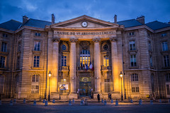 MAIRIE DU 5EME ARRONDISSEMENT DE PARIS (CEDREAMS) Tags: 2016 35mm architecture automne autumn bleu blue canon capital capitale cartepostale cedreams ciel city citycapital cityhall clock colonne colors column couleurs dslr eos6d europe f18 fall fenetre flickr focalefixe fonddecran france horloge iledefrance jaune lampadaire lights lumieres mairie monument night november novembre nuit objectif pantheon paris photographie photography pillar postcard reflex rue sightseeing sky skyline slr street streetlight tamronsp tourisme touristique townhall travel trip urbain urban ville voyage wallpaper window yellow ledefrance fr