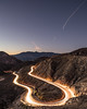 The road.jpg (Mulling it Over) Tags: longexposure lighttrails road hairpin