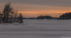Twilight (pohjoma) Tags: iltarusko kuopio maisema vinlnniemi canoneos7dmarkii canonef100400mmf4556lisiiusm landscape scenery twilight