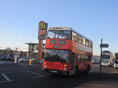 GM Buses 4706 A706LNC Queens Rd, Manchester on 330 (1280x960) (dearingbuspix) Tags: preserved greatermanchestertransport greatermanchester gmbuses manchesterchristmascracker manchesterchristmascracker2016 4706 a706lnc museumoftransportgreatermanchester museumoftransport