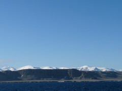 Byam Martin Mountains on Bylot Island from Navy Board Inlet (Ward & Karen) Tags: arctic bylotisland