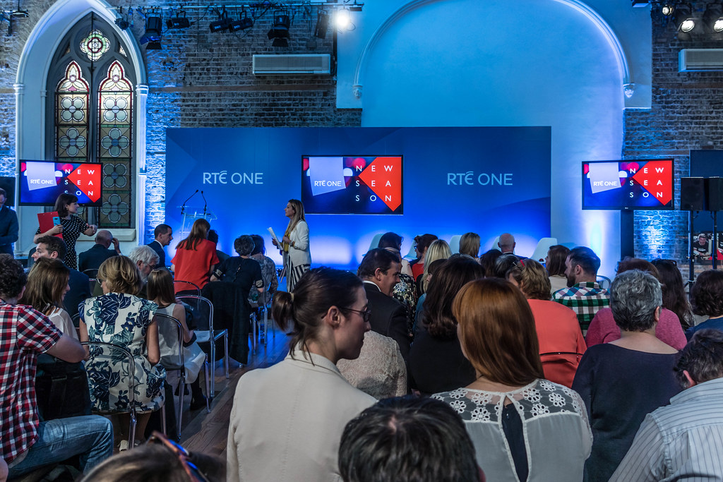 RTE's WINTER SEASON LAUNCH [SMOCK ALLEY THEATRE] REF-107035