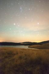 Lac_des_Pises_Hyades (jul*storm) Tags: astrophotography taurus hdr constellation pleiades auriga hyades cévennes samyang astrometrydotnet:status=solved ogps1 astrometrydotnet:id=nova1219784