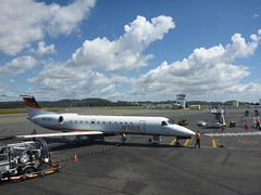 Jetgo Australia (VH-JZG) Embraer E135 (coghilla) Tags: airplane airport aircraft aviation aeroplane aerodrome embraer goldcoast ool airside e135 ejet goldcoastairport ybcg jetgo