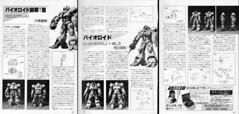 Making of the Bioroids 4040x1943 (yuiyuasa) Tags: prime robotech zor modelbuilding robotechmasters bioroid