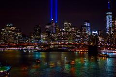 DSC_0498 (IntExp7) Tags: nyc newyorkcity ny night downtown manhattan worldtradecenter 911 manhattanbridge wtc gothamist lowermanhattan tributeinlight downtownmanhattan