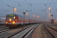 P2080402 (Lumixfan68) Tags: eisenbahn db express bahn schleswigholstein deutsche wittenberge regio züge steuerwagen bauart bybdzf wendezüge