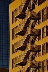 We're all on the stairs... (ArmyJacket) Tags: city atlanta buildings georgia atl cityscapes atlantaga