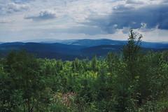 Bhmerwald (rotgruenbunt) Tags: berg nationalpark natur berge aussicht landschaft wald weite ausblick gros kahl weit grenze grenzgebiet bayerischer endlos lichtung bhmerwald borkenkfer finsterau bucina