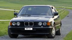 BMW 735Li E30 (daniburkhard) Tags: auto car schweiz bmw aargau e30 wohlen 735 735i