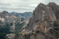 Early Winter Spires (adam.paashaus) Tags: washington bell cascades rockclimbing libert fredbeckey ncascades beckeyroute earlywinterspire