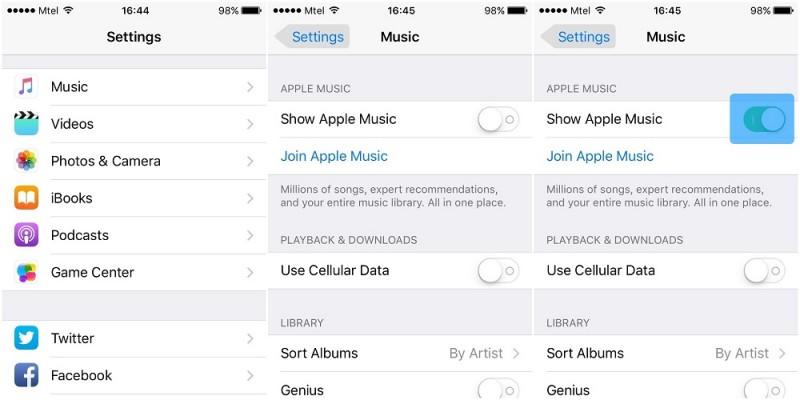 គិតថា Apple Music មិនសំខាន់សម្រាប់អ្នកមែនទេ? អ្នកអាចបិទវាបានតាមរបៀបនេះ!