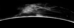 Solar Prominence 30th October 2015 (Ted Dobosz) Tags: camera sun solar ace flare plasma quark eruption basler refractor prominence es127