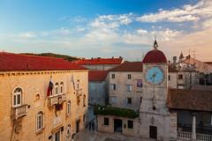 Icon - Croatia, Trogir (Nomadic Vision Photography) Tags: travel summer heritage europe croatia medieval clocktower unescoworldheritagesite historical touristattraction trogir jonreid tinareid nomadicvisioncom