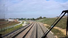 Bicester South West Chord (R~P~M) Tags: uk greatbritain england train unitedkingdom railway oxfordshire chord oxon bicester chilternrailways