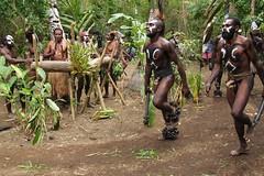Vanuatu - Dravail Village, Malekula