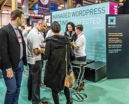 WPENGINE AT THE WEB SUMMIT IN DUBLIN [ DAY 3 - 2015]--109933