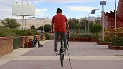 Boys having fun (alobos Life) Tags: chile parque boy boys fun desert bicicleta el atacama acrobat desierto chico having loa bycicle calama divirtiendose