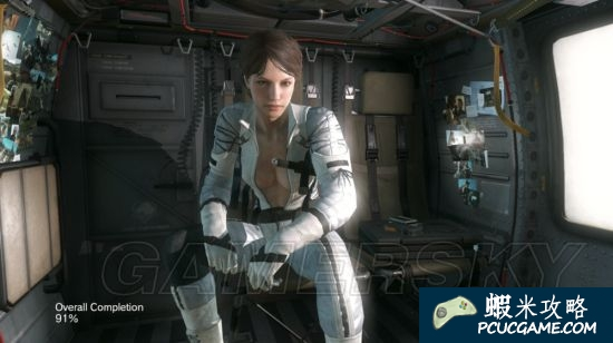 潛龍諜影5幻痛DLC性感服裝女兵推薦