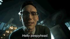 Gotham Giphy (messiole) Tags: hello gotham sleepyhead ifttt giphy