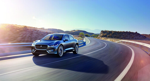 "Jaguar I-PACE Concept (9) <a style=""margin-left:10px; font-size:0.8em;"" href=""http://www.flickr.com/photos/128385163@N04/22828767488/"" target=""_blank"">@flickr</a>"