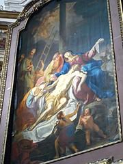 """Piet"" (about 1781) by Giacinto Diana (Pozzuoli/Naples 1731-Naples 1803) - Piet dei Turchini Church in Naples (* Karl *) Tags: italy naples piet giacintodiana"