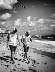 Beach Talk (M.ALKHAMIS) Tags: street leica 35mm alkhamis malkhamis mtype240