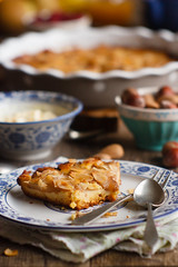 IMG_2956_exp-2 (Helena / Rico sin Azcar) Tags: tarta cake pear pera poached frutossecos almendras nut almond frangipane