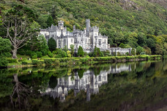 Kylemore Abbey, Connemara, Vo Galway (VLConroy) Tags: kylemoreabbey galway connemara ireland travel