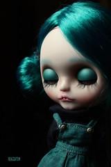 Iriscustom Oak Blythe Art Doll