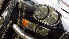 Maserati Quattroporte (vwcorrado89) Tags: maserati quattroporte 4000 rusty rust abandoned old car