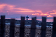 Sunset (thomasmartin12) Tags: larochelle paysage photo canon tamron mer sea cloud sunset coucher soleil rose