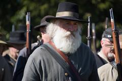 Marching to battle (sniggie) Tags: civilwar battleofperryville kentucky reenactors reenactment usarmy