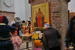 42. Престольный праздник в Святогорске 30.09.2016