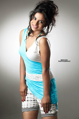 South Actress Deepika Das Hot In Modern Dress Photos Set-4 (35)