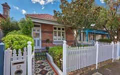 12 Prospect Street, Leichhardt NSW