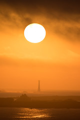 sunset #6 (scilly puffin) Tags: sunset bishoprock lighthouse sea coast islesofscilly stmarys stagnes west amazing beautiful colourful october