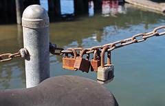 Trendstarter (skipmoore) Tags: sausalito locks rust rusted