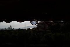 Todo el mar dentro de una gota (alfonsovalgar) Tags: mar gota de agua lluvia mlaga fujifilm x30