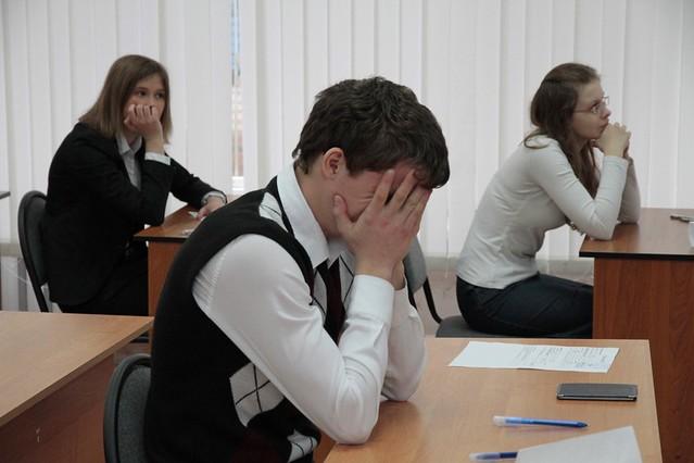 ЕГЭ порусскому языку планируют разделить на2 дня