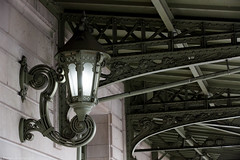 USA2016-Connecticut_9987 (PetteriJarvinen) Tags: scranton pennsylvania unitedstates us railwaystation lamp
